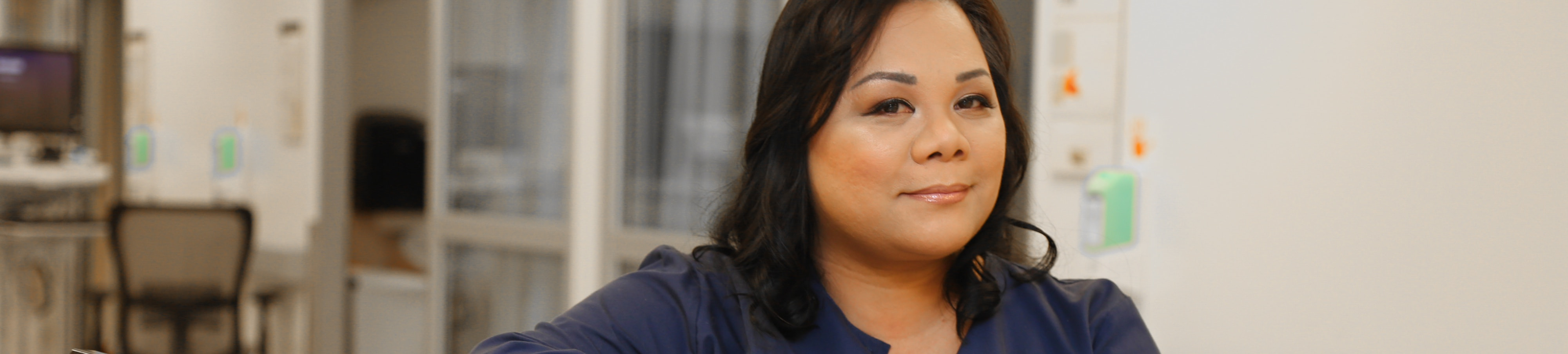 Get to Know Our ICU Nursing Supervisor in a Working Nurse